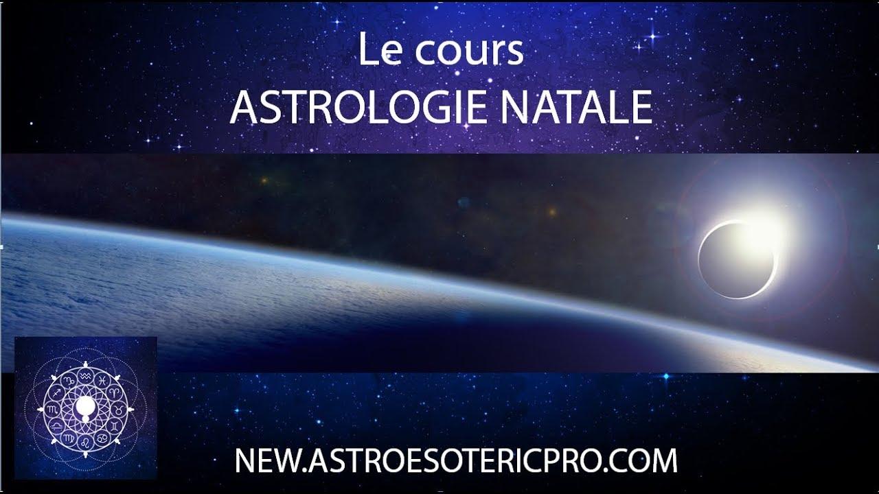 Lancement du cours ASTROLOGIE NATALE. La chance d apprendre l astrologie  par un programme unique! a843ae0fb68
