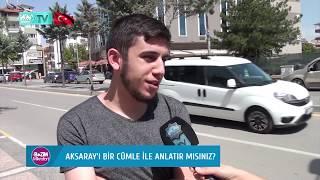 Bizim Mikrofon - Aksaray'ı bir cümle ile anlatır mısınız?