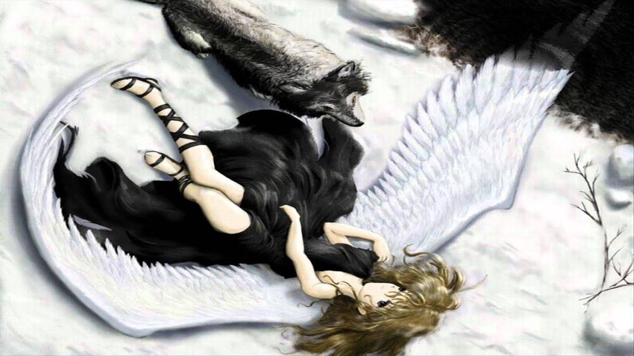 Anime Dj Girl Wallpaper Nightcore Angels Hd Youtube