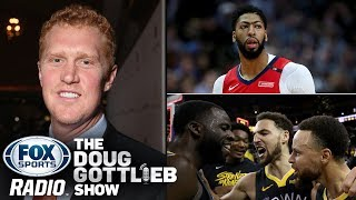 Brian Scalabrine & Doug Gottlieb Argue About Warriors Being Better Without Kevin Durant