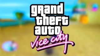 Вся История GTA Vice City за 11 минут!