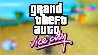 Вся GTA Vice City за 11 минут!
