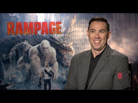 Brad Peyton Interview - Rampage Mp3