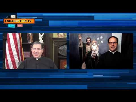 I speak with Fr. Donald Calloway, MIC. about the Consecration to St. Joseph!