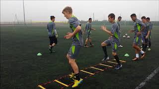 Soccer Coaching - Motor Coordination