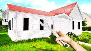 BUILDING A $3,000,000 HOUSE! (House Flipper)
