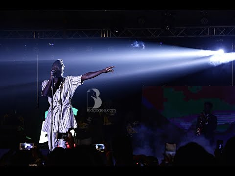 Stonebwoy Epic Stage Performance At 2018 Bhim Concert