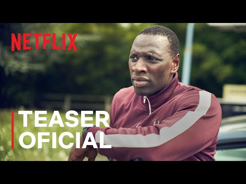 Lupin - Parte 2 | Teaser oficial | Netflix