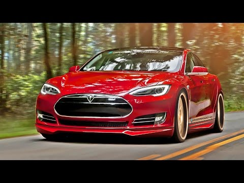 NEW 2016 Tesla Model S - YouTube