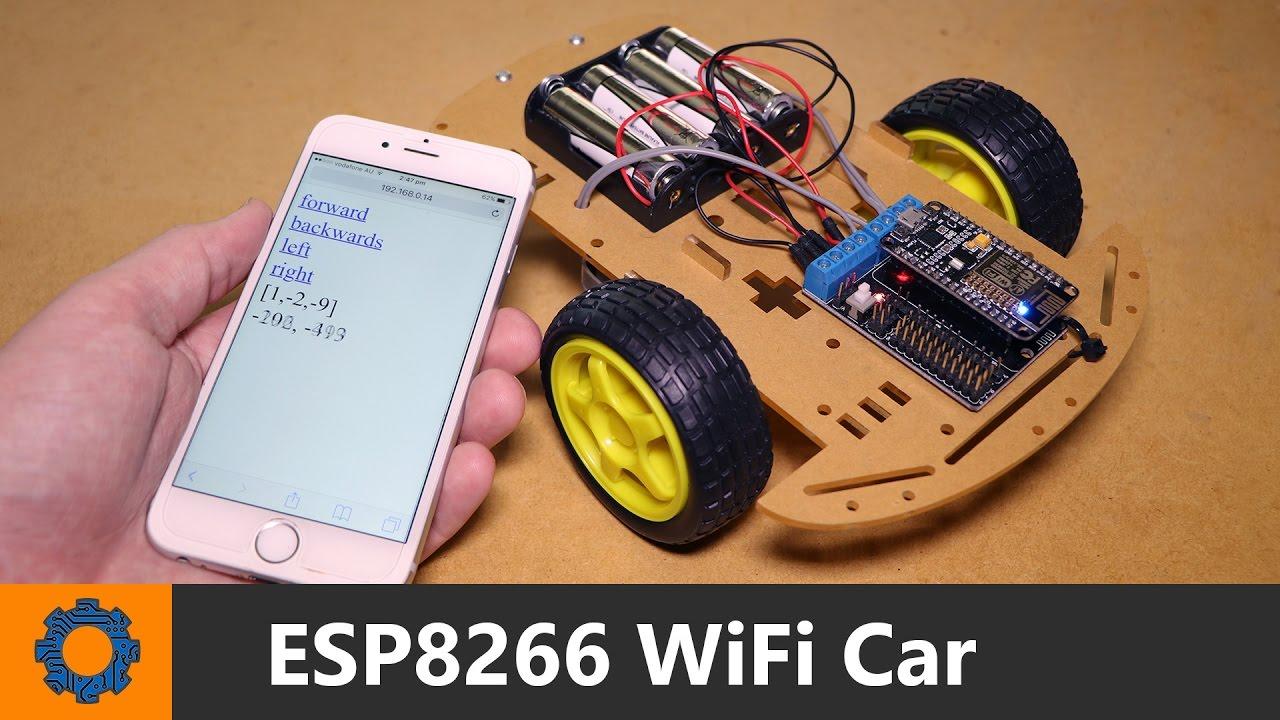 Car Wifi: WiFi Car