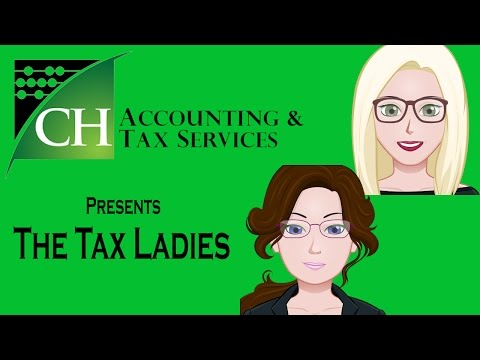 The Caregiver Amount: The Tax Ladies S1 E13