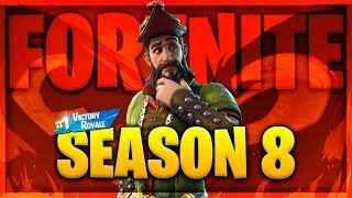 Fortnite Fridays Live - Season 8 With Subs - Getting The Latenight Dubs In
