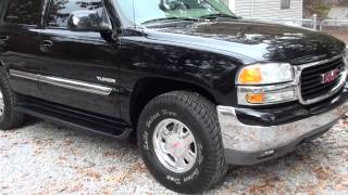 2002 GMC Yukon, Kelly 285/75/16 Safari Trex Tires