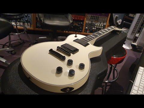 ESP Eclipse CTM-I Guitar 4-Knob 2008 Model