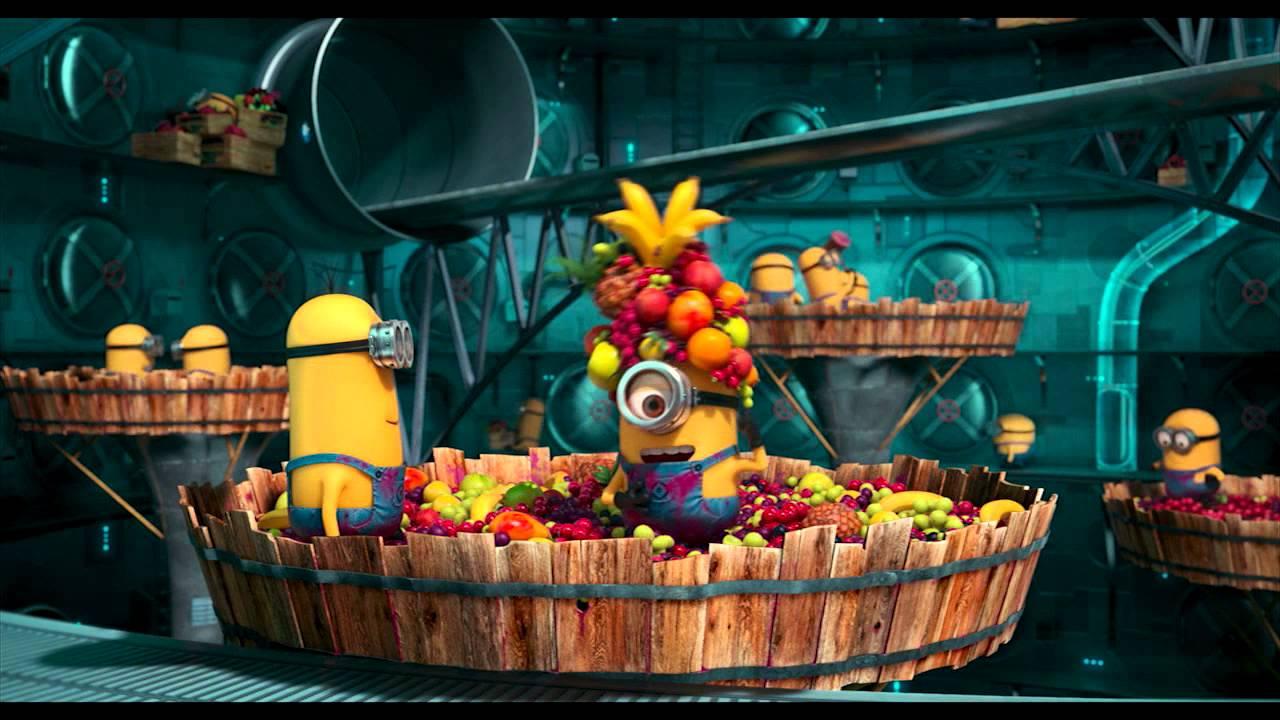 TV Commercial Chiquita En Verschrikkelijke Ikke 2