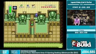 Legend of Zelda: A Link To The Past by Xelna in 1:45:35 - Summer Games Done Quick 2015 - Part 154