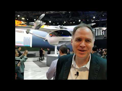 Bringing CES to you Part 4: The Uber air taxi - Thales