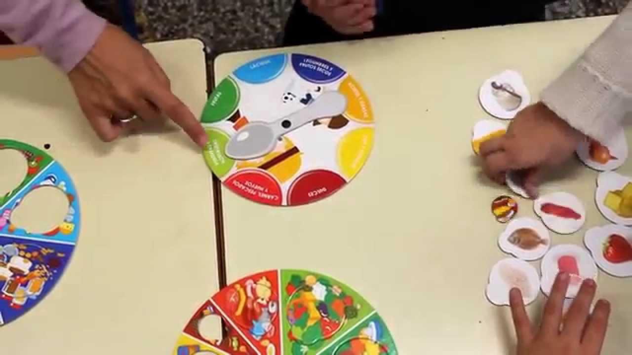 Proyecto De Educaci N Nutricional Infantil Diesalud Youtube