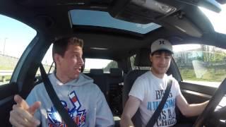 Vlog43: With Thatdudeinblue and Eli!