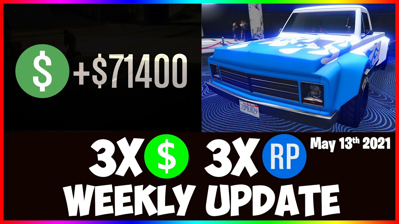 Best Ways to Make Money in GTA 5 Online This Week (Update May 13, 2021)