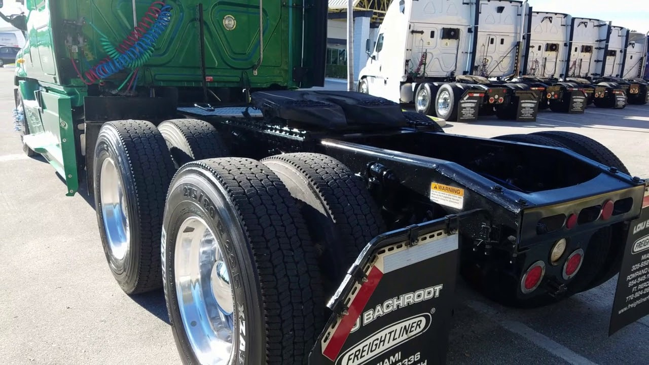 Lou Bachrodt Freightliner - Located in Miami, FL, as well as Pompano