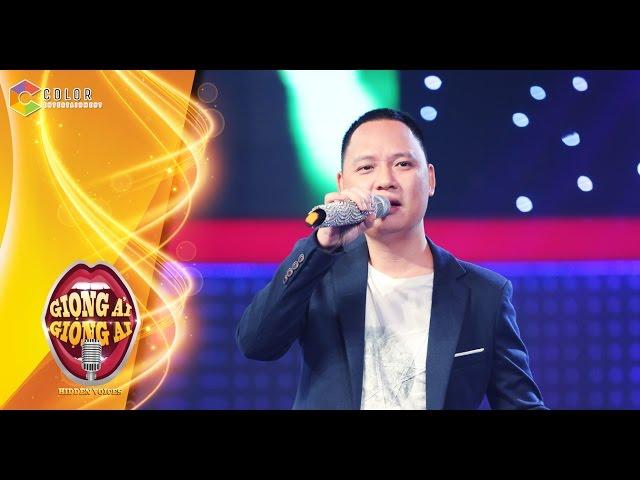 Kết quả hình ảnh cho Nguyễn Hải Phong sâu lắng với ca khúc Ba Kể Con Nghe