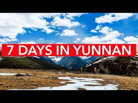 7 Days in Beautiful Yunnan | Yunnan Itinerary & Tour Suggestion