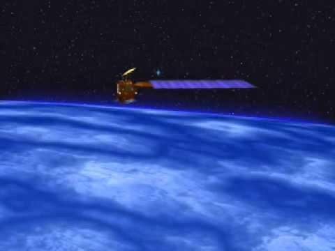 Earth Observing System - Aqua - Artist conception of Aqua Video 1st