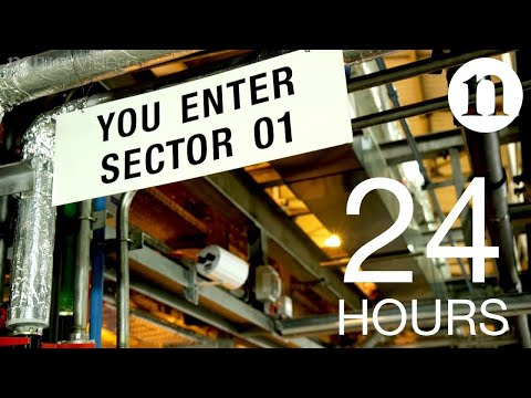 24 hours in a synchrotron