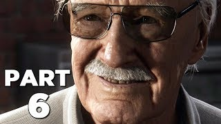 SPIDER-MAN PS4 Walkthrough Gameplay Part 6 - STAN LEE (Marvel's Spider-Man)