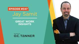 GWI Podcast: Jay Samit on the Secret to Job Success
