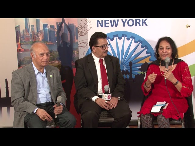 World Vegan Vision On Upcoming 5th International Day of Yoga - Indian Consulate - New York