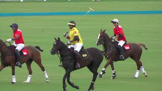 2017 SEA Games Polo G6 Singapore vs Brunei.