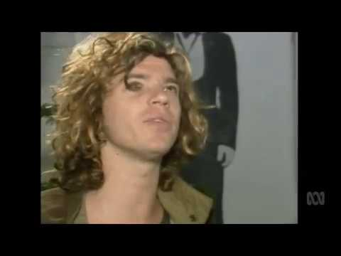 Michael Hutchence : Countdown interview 1986