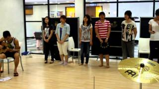 Brickfields Asia College Music Club (BMC)- Practice for Scarlet Ball Performance