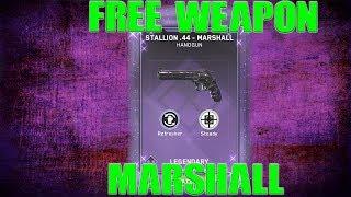 *FREE WEAPON - Stallion 44 |  *NO ATTACHMENTS | EPIC HIPFIRE!!! | CALL OF DUTY INFINITE WARFARE