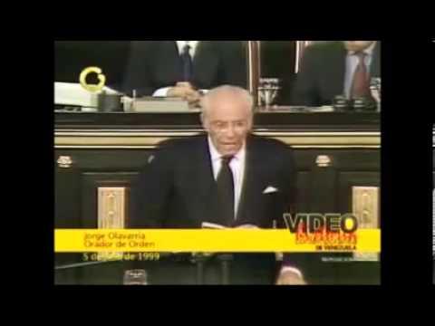 Discurso Profético COMPLETO de Jorge Olavarría el 5 de Julio de 1999
