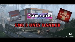 WARFACE - LMG ONLY Ranked with Youtubers