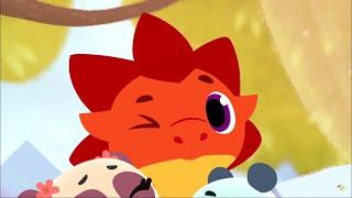 Детские песенки - Дракоша Тоша - Теремок песенки из мультфильмов для детей и малышей