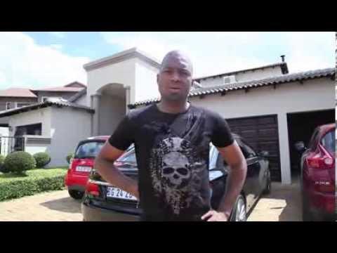 Itumeleng Khune Says Thank You Mzansi...