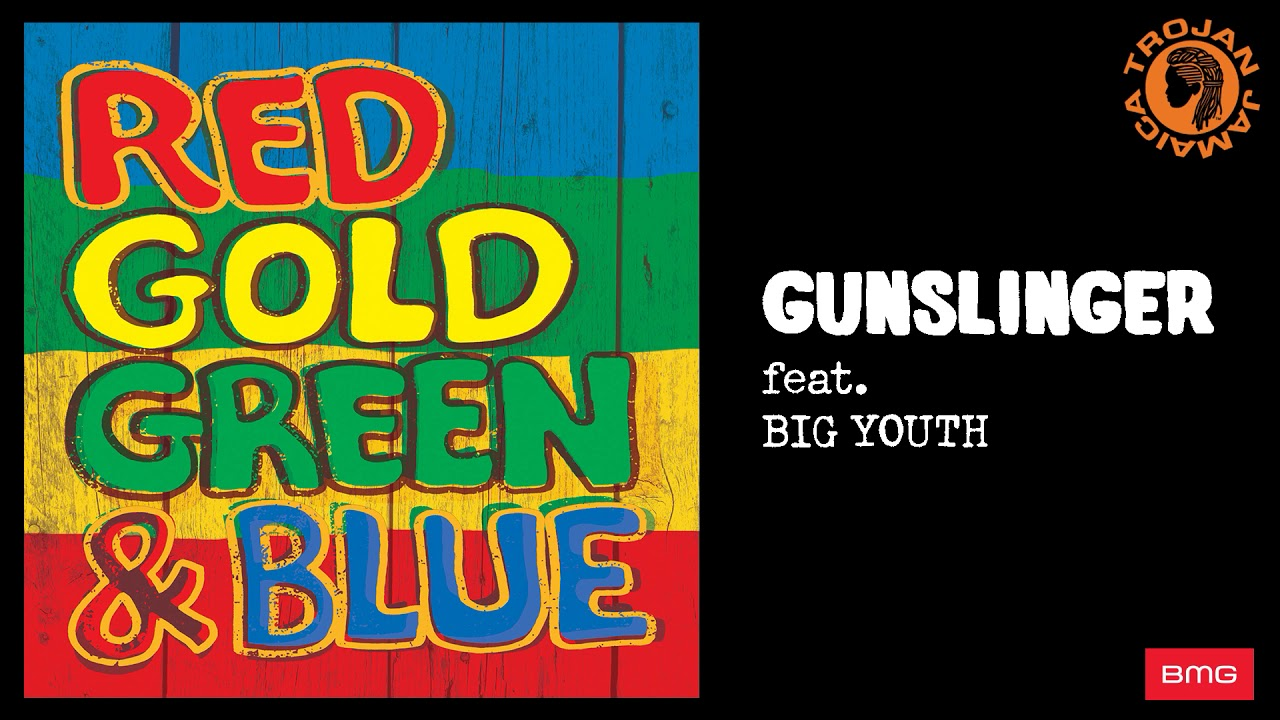 Trojan Jamaica: Gunslinger - Big Youth
