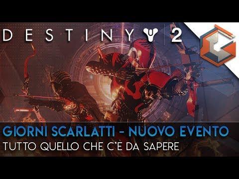 Destiny 2 | Giorni Scarlatti | Nuovo Evento di San Valentino | Tutto quello che c'è da sapere thumbnail