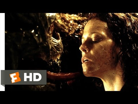 Alien: Resurrection (4/5) Movie CLIP - Mutation (1997) HD