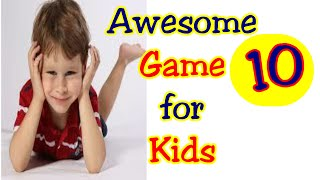 Top 10 Awesome Birthday Party Game,birthday Party Games For, Birthday Party Activities For Toddlers,