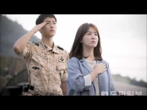 foto-romantis-song-jung-ki-di-descendants-of-the-sun