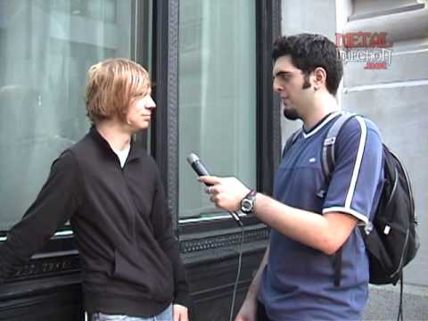 THE DILLINGER ESCAPE PLAN Interview 2004| Metal Injection