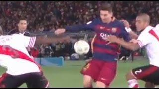 Ривер Плейт - Барселона (0-3) 20.12.2015 Финал за 3-е место