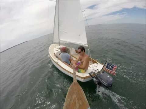 Cape Dory Typhoon Day Sail