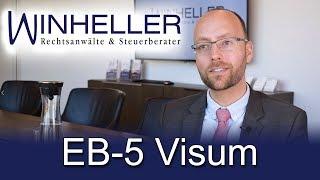 EB-5 Visum - Wie beantrage ich die US Greencard für Investoren?