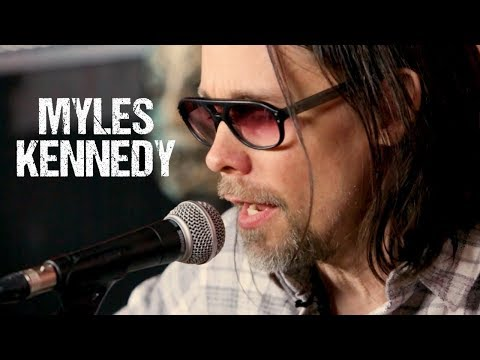 Myles Kennedy, 'Year of the Tiger' (Acoustic Performance)